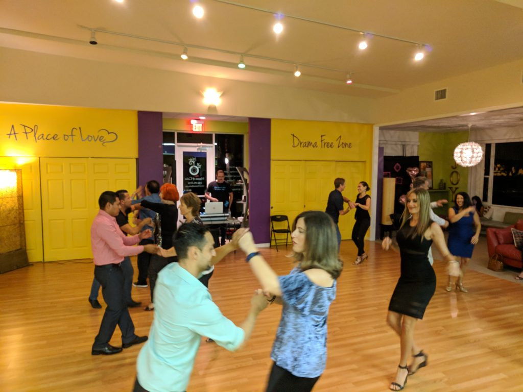 Salsa open level @ House of Gaia | Naples | Florida | United States