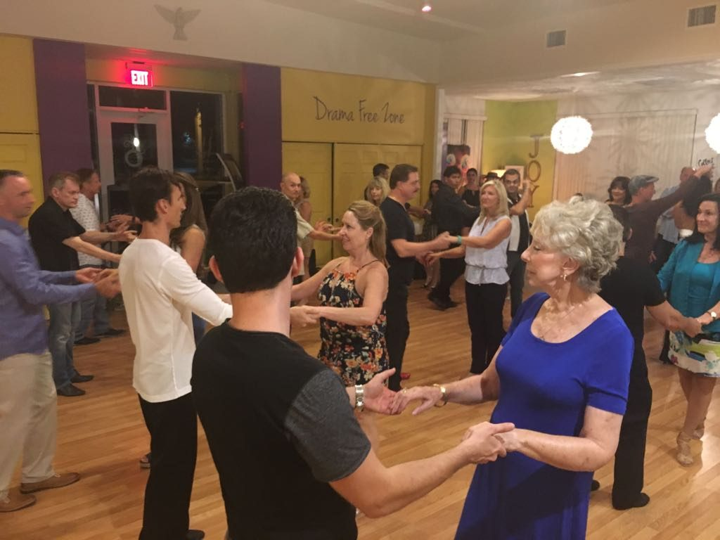 Bachata Group Class @ House of Gaia | Naples | Florida | United States